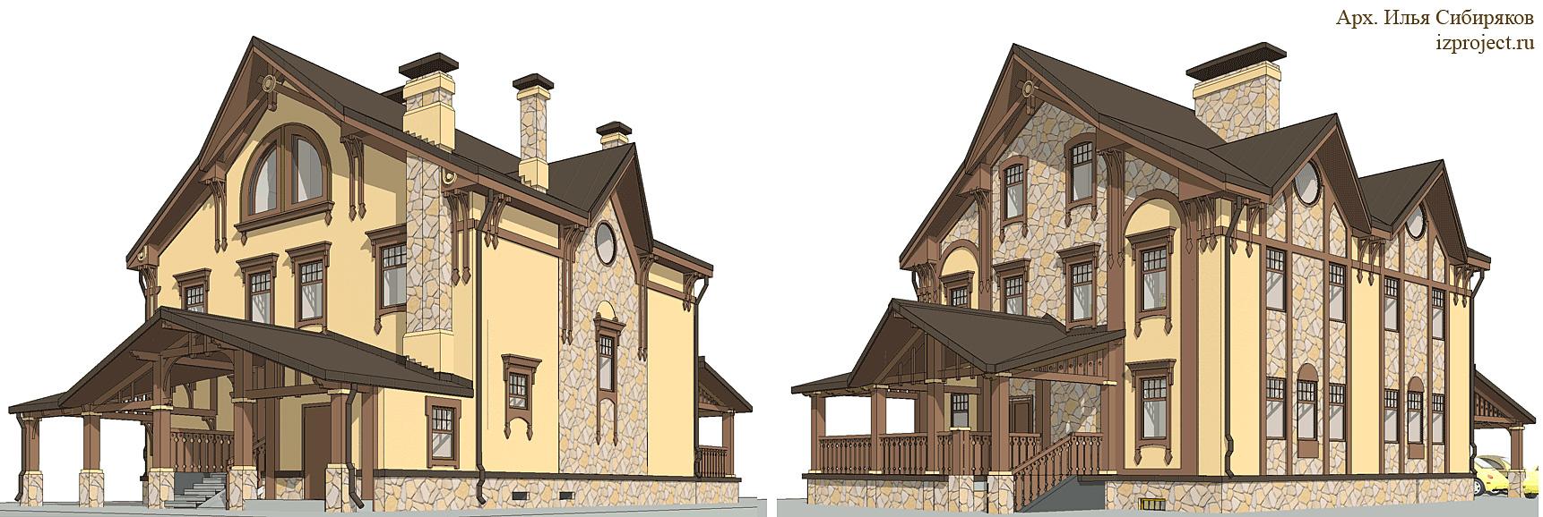 Зеленоград-фасады-5