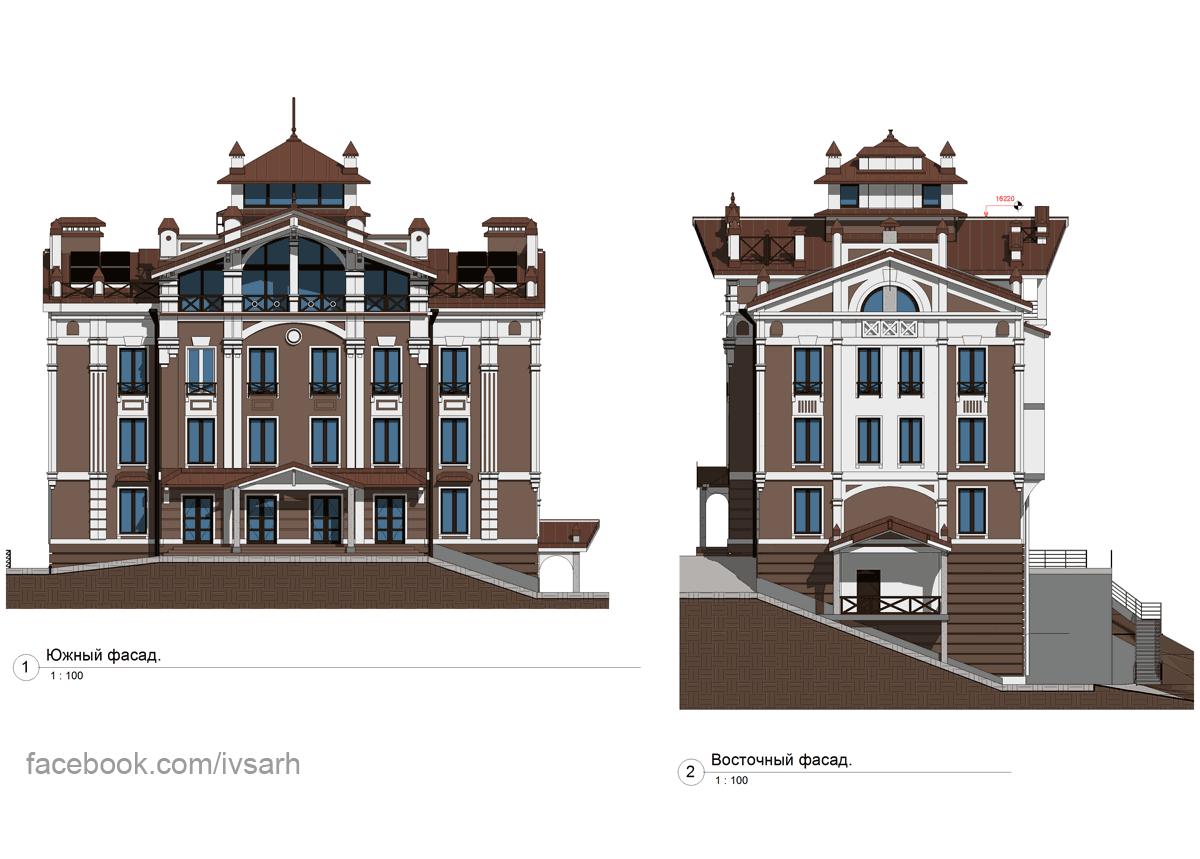 Архитекторы москва частный дом проживание в пансионате для одиноких пожилых людей