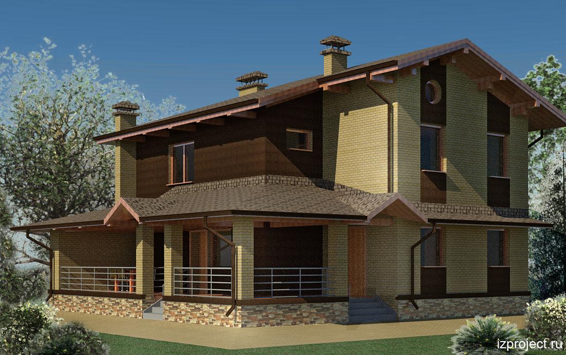 частное проектирование дома в Подмосковье