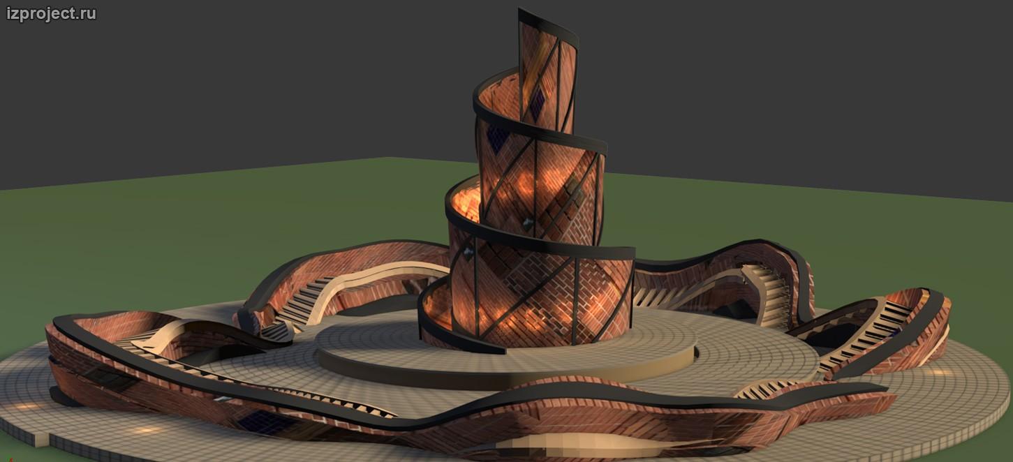 Малая архитектурная форма