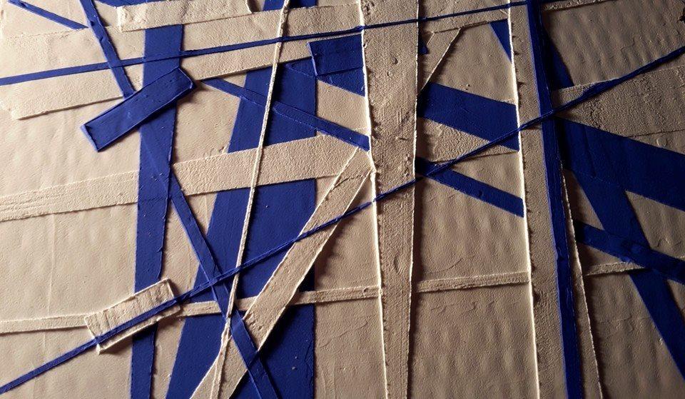 Декоративное стеновое покрытие