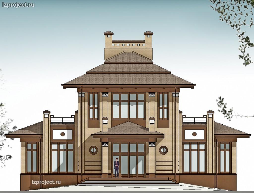 Проект гостевого дома. Архитектор Илья Сибиряков, 8-926-480-40-72