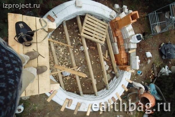Earthbag 6
